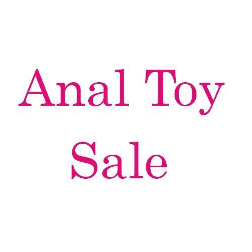 Продажа анальных игрушек