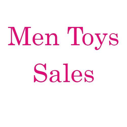 Men Toys Sales