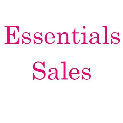 Essentials Sales