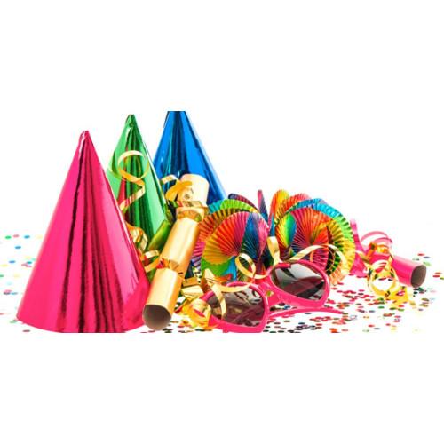 Αξεσουάρ και δώρα ιδέες για πάρτι