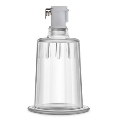 Temptasia Clit Cylinder Clear