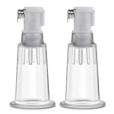 Temptasia Nipple Pumping Cylinders