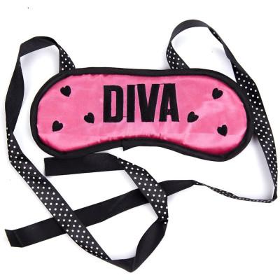 Naughty Toys Diva Pink Eye Mask