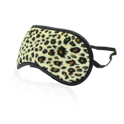 Naughty Toys Leopard Blindfold