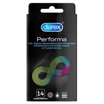 Durex Performa delay 14 condoms