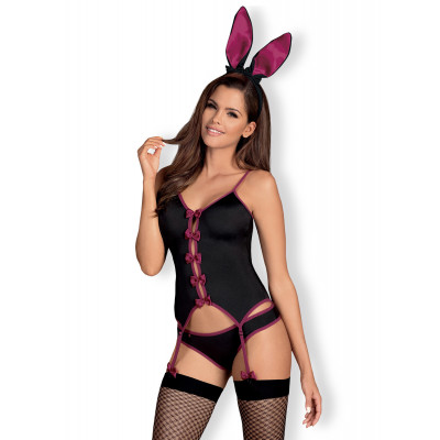 Obsessive Naughty Bunny Suit Set