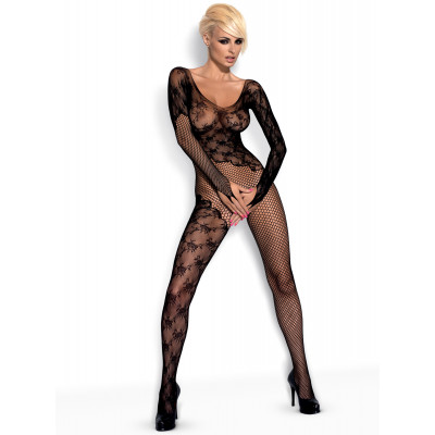 Obsessive Spicy Long Sleeve Bodystocking
