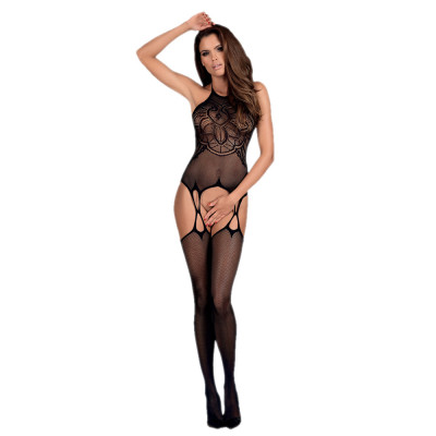 Obsessive Tempting Halter Bodystocking