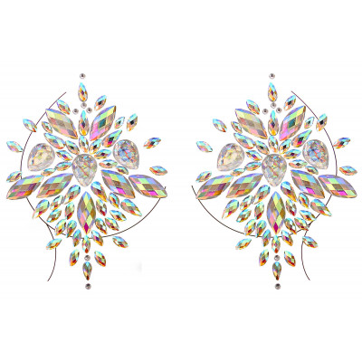 Leg Avenue Starling Nipple Jewels Sticker