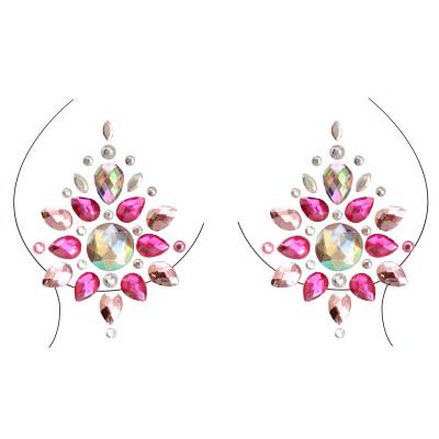 Leg Avenue Phoenix Nipple Jewels Sticker
