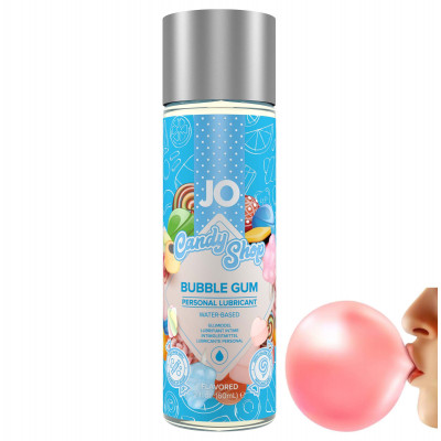 System JO Candy Shop Bubblegum Lubricant 60ml
