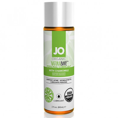 System JO Organic NaturaLove λιπαντικό 60 ml