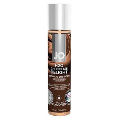 Λιπαντικό H2O Σοκολάτα 30 ml System Jo