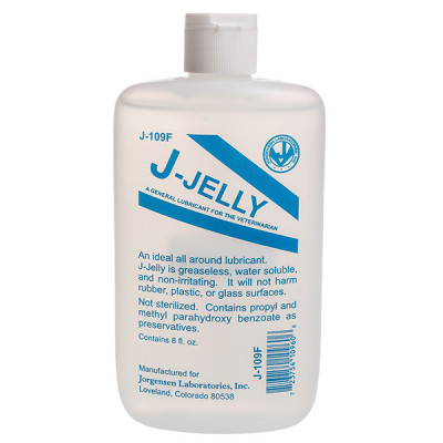 J-Lube Jelly water based 237 ml