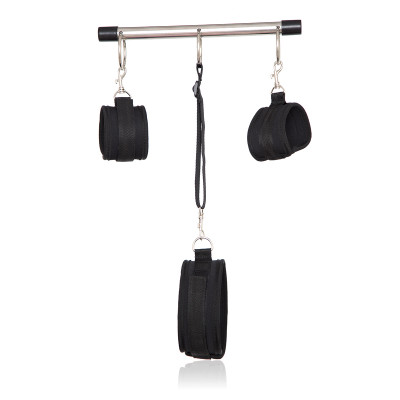 Spreader Bar with Neoprene detachable Collar with wrist