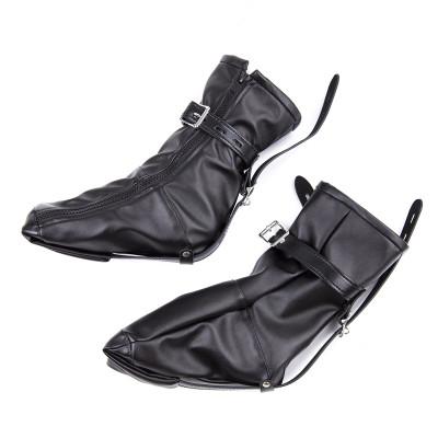 Bondage Leather Boots SMALL MEDIUM