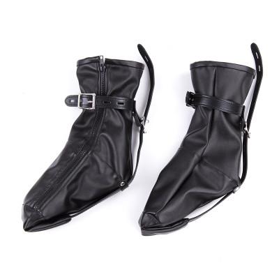 Bondage Leather Boots LARGE