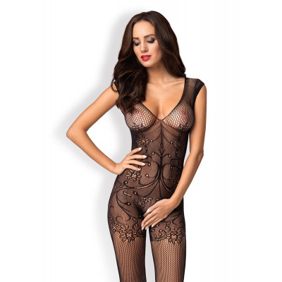 Obsessive Stunning Crotchless Bodystocking