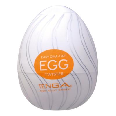 Αυγό αυνανιστήρι Tenga Twister