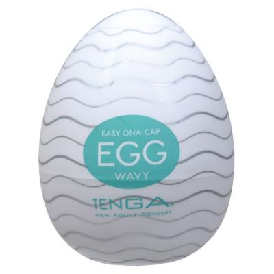 Αυγό αυνανιστήρι TENGA Egg Wavy Masturbator