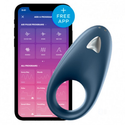 Satisfyer Powerful One Ring Bluetooth App