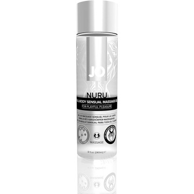 JO Nuru Sensual Massage Gel 240ml