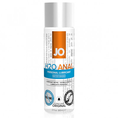 Jo Water Based Anal Lube 60 ml