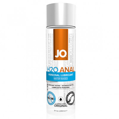 Jo Water Based Anal Lube 240 ml