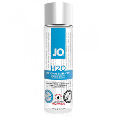 Jo Warming Water-Based Lube 240 ml