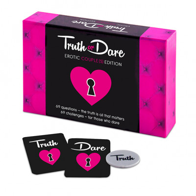 Truth or Dare Erotic Couples Game