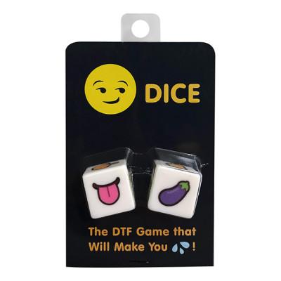 DFT Emoji Dice