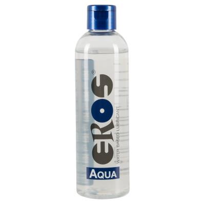 Eros Aqua Bottle water-based Lubricant 250 ml