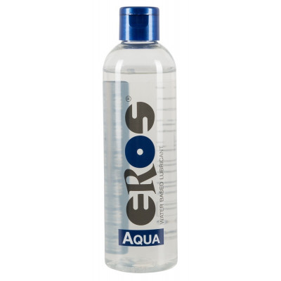 Eros Aqua Bottle water-based Lubricant 250 ml