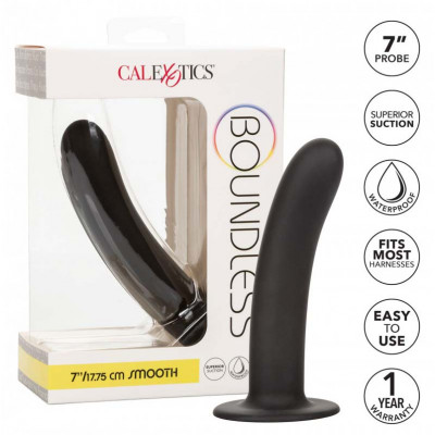 Boundless Silicone Smooth Probe 17.5cm