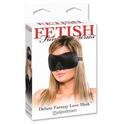 Deluxe Fetish Fantasy Love Blind Mask