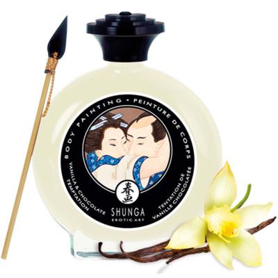 Shunga Vanilla Body Paint 100ml