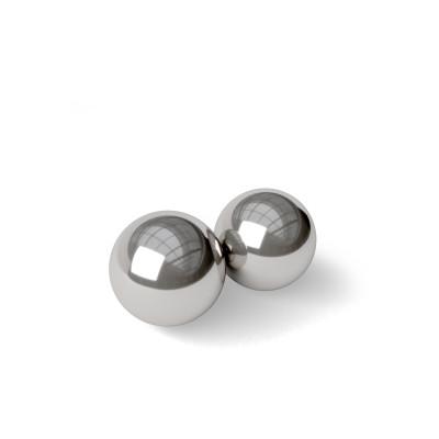 Noir Stainless Steel Kegel Balls
