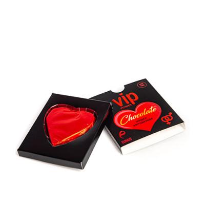Elimus VIP Chocolate Heart 20gr