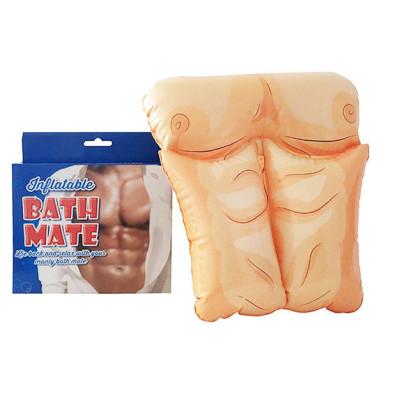 Φουσκωτό μαξιλαράκι ομοίωμα ανδρικού σώματος BATH MATE