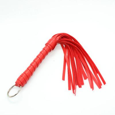 Naughty Toys Red Mini Flogger 28 cm