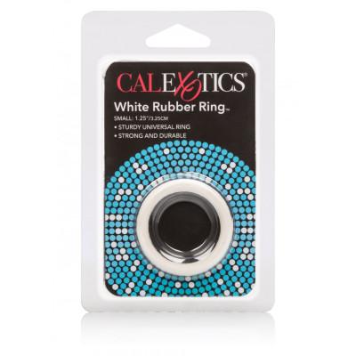 Calexotics White Rubber Penis Ring