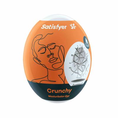 Satisfyer Masturbation Egg Crunchy