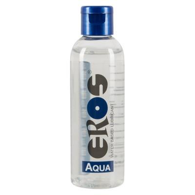Eros Aqua Bottle water-based Lubricant 100 ml