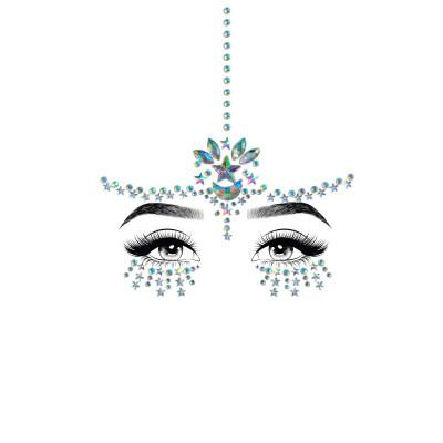Leg Avenue Karma Face jewels sticker