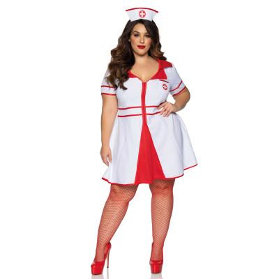 Leg Avenue Hospital Honey Nurse Costume