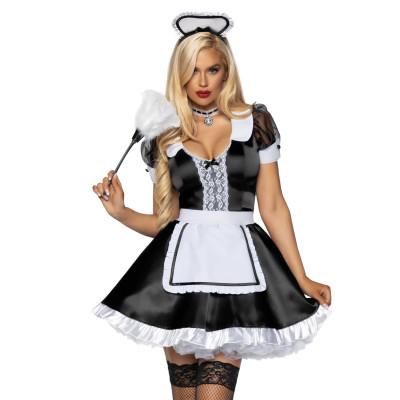 Leg Avenue Classic French Maid Costume