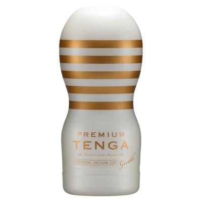 Tenga Premium Original Vacuum Cup Masturbator Gentle