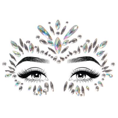 Leg Avenue Iris Face Jewels Sticker