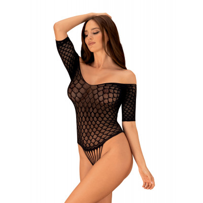 Obsessive Spicy See-through Crotchless Teddy