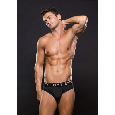 Low-rise Elastic Brief